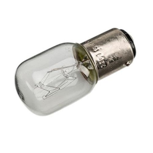 Leuci Leuci Gloeilamp Buislamp Naaimachinelamp 15W B15D Helder 57X22Mm