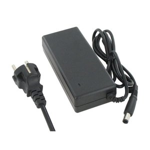 blue-basic Laptop AC Adapter 65W voor Dell 7.4x5.0 connector