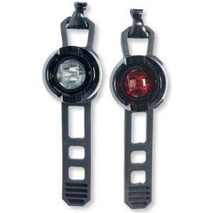 Simson Batterij LED set `Bullet` 1 LED´s, 2.5 LUX/1.5 LUX