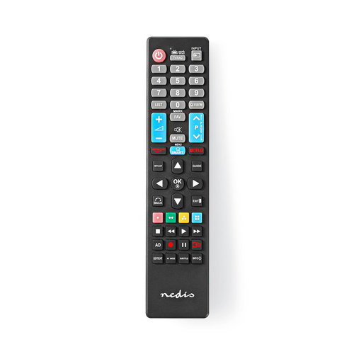 nedis Vervangende afstandsbediening / LG TV / Klaar voor gebruik