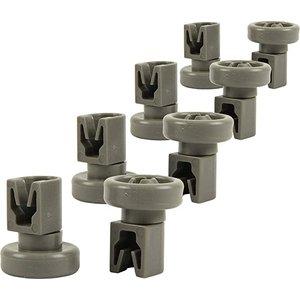 Universeel 50278101006 Wiel van bovenkorf 8 stuks 4mm