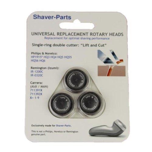 shaver-parts Shaver-Parts HQ4 t/n HQ56