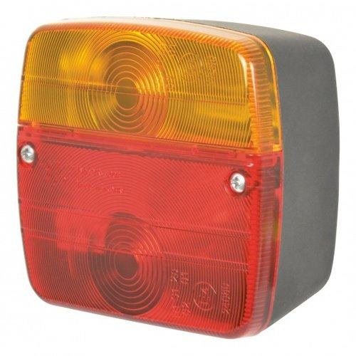 Carpoint Achterlicht 4 functies met gloeilampen12V 11x10x5cm
