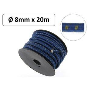 Benson elastiek op rol 8 mm x 20 meter