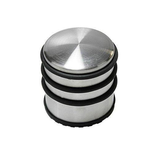 Benson deurstopper 7 cm diameter  rvs