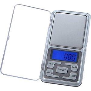 Universeel Mini precisie weegschaal - 200gr- 0.01gr