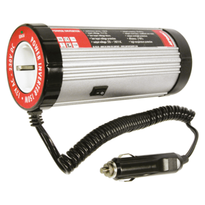 Carpoint Omvormer DC-AC 12-230V 150W