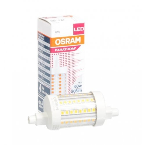 Osram Ledlamp LED P Line R7S 78.0mm