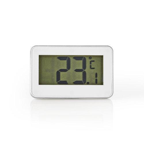 nedis Koelkastthermometer | -20 - +50 °C