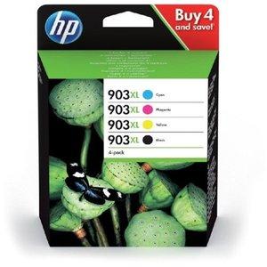 HP Hewlett-Packard HP No.903XL 4-Pack C,M,Y,K 50,0ml (Origineel)