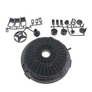WPRO 484000008655 Filter Carbon 210mm +accessoires