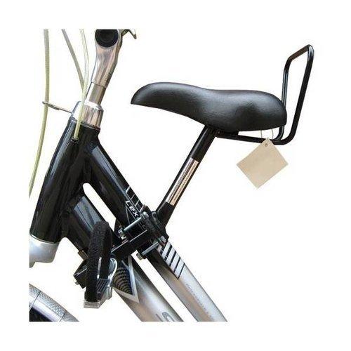 Universeel zadel op stang kindersitje voor dames fiets nr.3