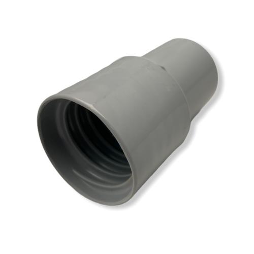 Universeel Mof 32 mm grijs met binnendraad