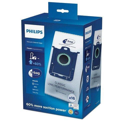 Philips Stofzuigerzak Cityline-Sydney-Milano 16 STuks