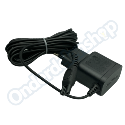 Philips 422203630181  Adapter Laadsnoer van trimmer 15V