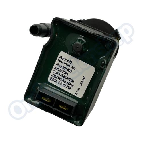 Zanussi 1258349214 Pomp Afvoer 2 contacten, Hanyu B13-6B
