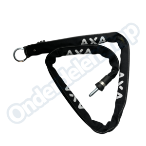 Axa AXA Insteekketting RLC Plus 140cm Zwart - Anniversary Edition