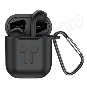 Hoco Hoco Black AirPods + Wireless Charging Case + Black Sleeve
