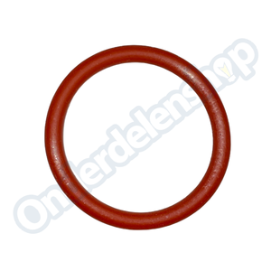 Saeco 996530059406 O-ring Siliconen, rood DM=40mm