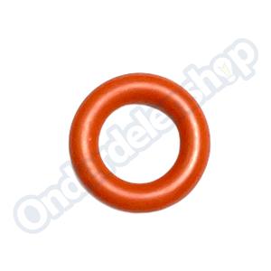 Saeco 996530059419 o-ring  Siliconen, rood 5mm binnen 2mm dikte 0050-20