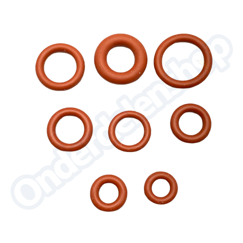 Saeco o ring set voor saeco machine