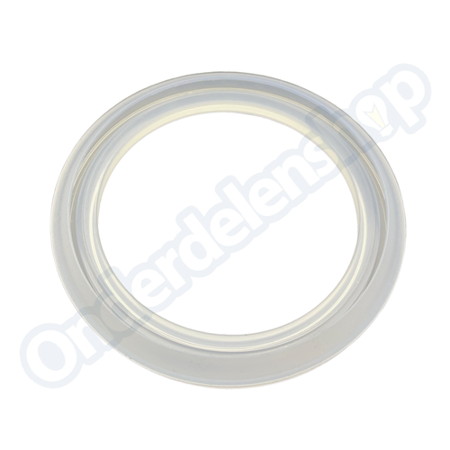 Philips 422224706810 Afdichtingsrubber Rond transparant