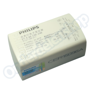 Philips Halogeen Trafo Philips E-Et60 20-60W 12V Dimbaar 76X38X31Mm