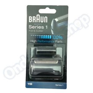 Braun 4210201072645 Scheerblad Series 1 11B