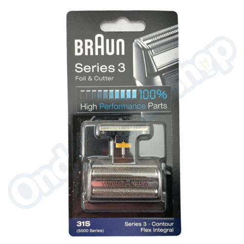 Braun 81253263 Scheerblad Series 3 31S