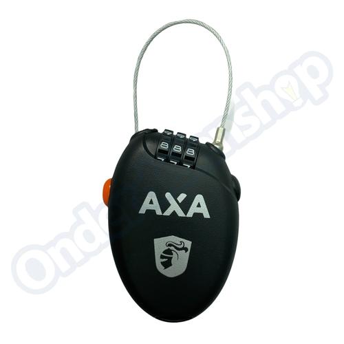 Axa AXA kabelslot 59859995SC Roll 75cm
