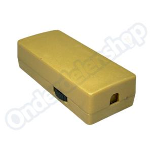 Tradim Tradim LED Snoerdimmer 61104 Goud 1-25Watt