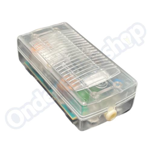 Tradim Tradim Voetdimmer 11070 Met Ingebouwde Trafo 12V 20-60W Transparant