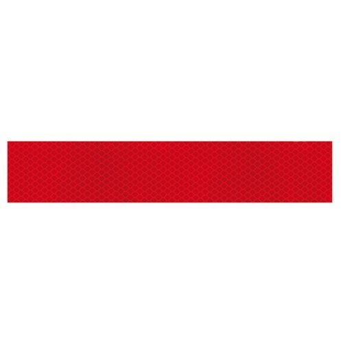 Lampa Reflecterende tape 5 cm Rood