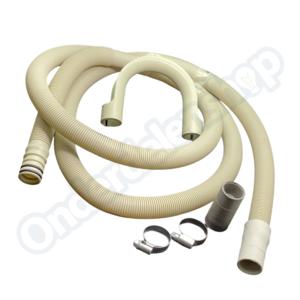 Whirlpool 481953028534 Slang afvoer 2 mtr kliksysteem