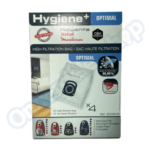 Rowenta ZR200520  Stofzuigerzak Hygiene+ Optimal
