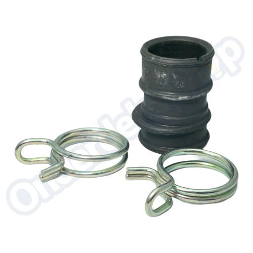 Whirlpool 481253029437 Slang Element-pomphuis met klem