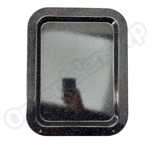 Universeel Bakplaat Emaille 364mmx287mmx18mm
