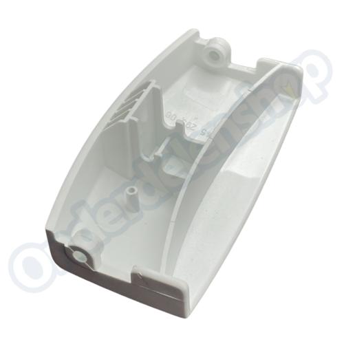 AEG 8996452950810 Deurgreep Breed 10cm -wit-