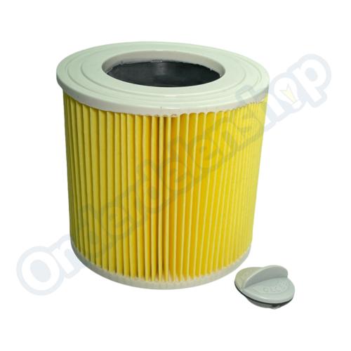 Universeel 64145520  Patroonfilter wafelfilter Karcher