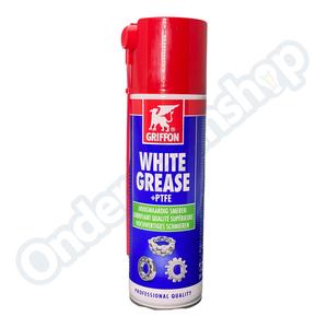 Griffon white grease spray PTFE vet spray