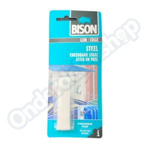 Bison bison steel 17gr strip kneedbaar staal