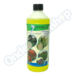 Universeel Biomos Reiniger Verwijdert algen & mossen