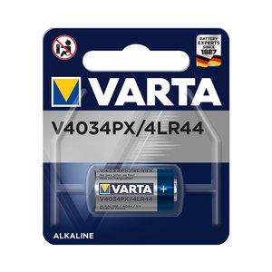 Varta Varta Photo Alkaline 4034Px 4LR44 6 V