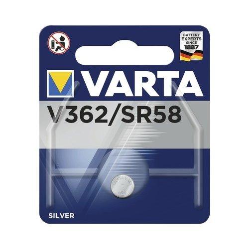 Varta Varta Knoopcel V362 SR58 Silver 1.55V Bls1