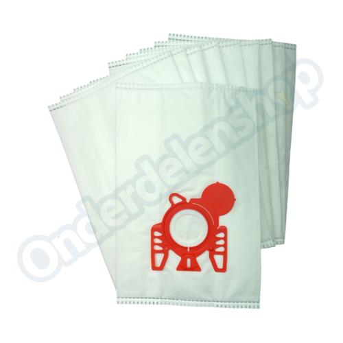 Gelijkwaardig aan origineel Miele F/J/M 3-D zakken 10st
