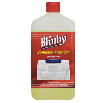 Blinky Blinky Sonnenbankreiniger mit Zitronen Duft