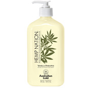 Australian Gold Hemp Nation Vanilla Pineapple Body Lotion