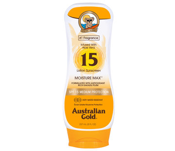 Australian Gold LSF 15 Lotion ohne Bronzer