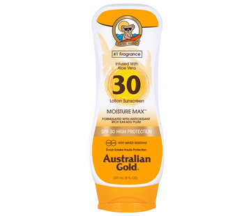 Australian Gold LSF 30 Lotion ohne Bronzer