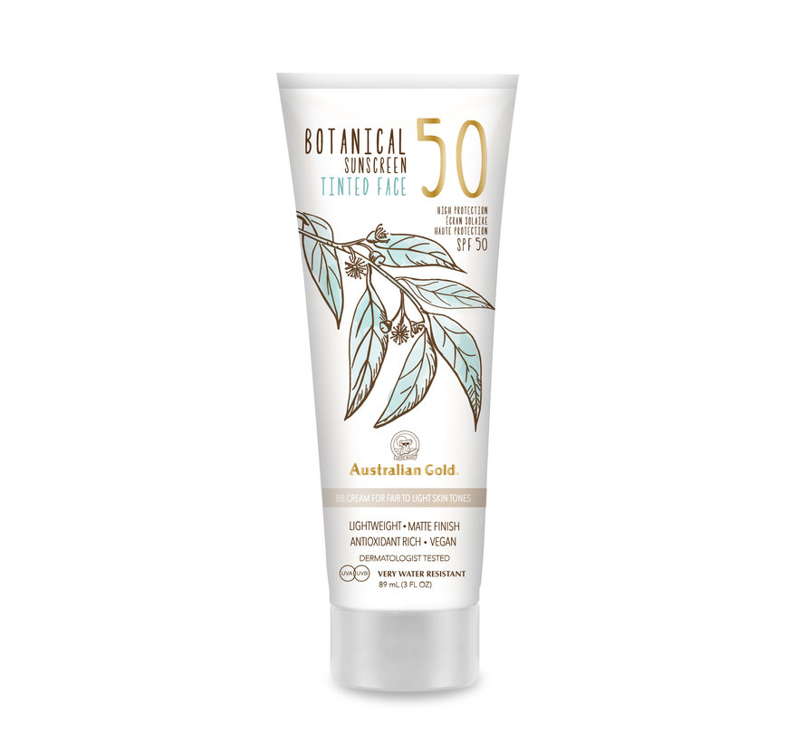 LSF 50 Botanical Tinted Face - Fair-Light
